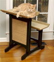 Mr. Hertzer's Deluxe Double Cat Seat Cat Furniture