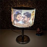 Nostalgia Circlet - Personalized Rotating Lamp Shade