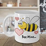 Bee Mine Coffee Mug