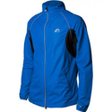 More Mile More-Tech Reflective Running Jacket - Royal Blue / Black