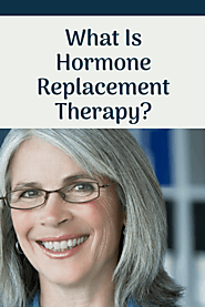 What Is Hormone Replacement Therapy? - Up Run for Life
