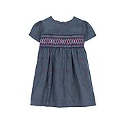 Luxury kids girls designer dresses - Imogen Dress