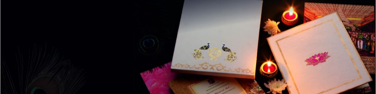 Headline for Indian Wedding Invitation Cards