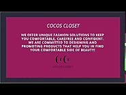Unique Fashion Solutions Cocos Closet