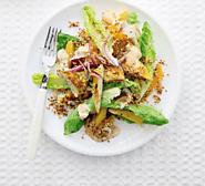 Easy Summer Salad Recipes You Want to Try Right Now - Curried Chicken and Mango Salad