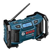 Bosch PB180 Compact Garage Radio with MP3 Player