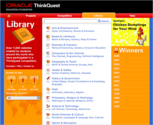 ThinkQuest : Library