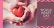 World Heart Day – Save Yours!