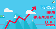 The Rise Of Indian Pharmaceutical Export