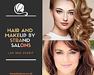 Hair & Beauty Services Oxford