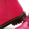 Women's Pink Combat Boots - Best Picks 2014