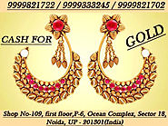 Sell Gold for Cash in Noida