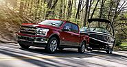 2018 Ford F1-50 from a Ford Dealership in Madras in Three Words: Comfort, Style, and Power