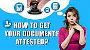 Certificate Attestation in Bangalore | Document Attestation | PEC