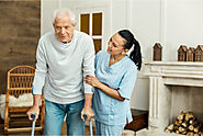 When Seniors Re-Learn To Walk: 5 Quick Guidelines for Family Caregivers