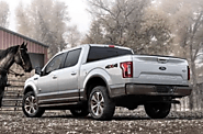 2019 Nissan Titan in Madras, OR vs. 2019 Ford F-150: Can the Titan Compete?