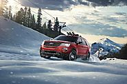 The 2019 Ford Explorer from Your Ford Dealership in Madras, OR Will Satisfy Your Need for Adventure