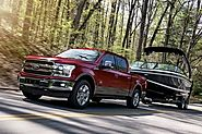 The 2019 Ford F-150 from Your Ford Dealership in Central Oregon is Ready for Spring