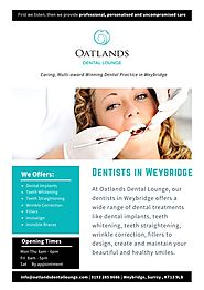 Dentists in Weybridge