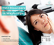 TMJ Disorders Weybridge