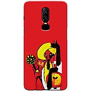 Shop Now OnePlus 6 Covers in India @Beyoung