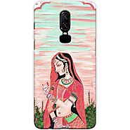 Shop Exclusively OnePlus 6 Covers in India @Beyoung