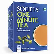 Shop Online Society One Minute Tea Elaichi at Best Price in India - Society Tea