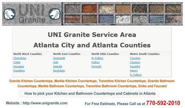Uni Granite A Listly List