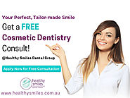 FREE Cosmetic Dentistry Consult at Healthy Smiles