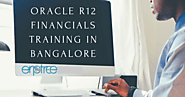 The Best Oracle R12 Financials Training Institute in Bangalore