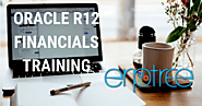 The Best Oracle R12 Financials Training Institute