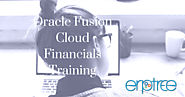 Oracle Fusion Cloud Financials Training