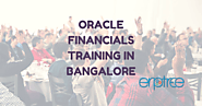 Oracle Financials Training in Bangalore