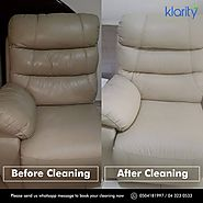 Major advantages of professional sofa cleaning services!!