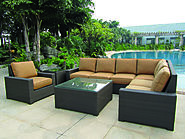 Galaxy Furniture Brings to You Outdoor Dining Sets