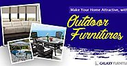 Make Your House Exciting To live In With Outdoor Furniture