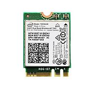 Intel Dual Band Wireless-AC 7265 802.11ac