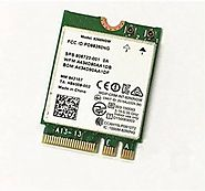 Dual Band Wireless-AC 8260 NGFF Wi-Fi Card