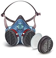Half Face Respirator Mask | Protective Masks Direct
