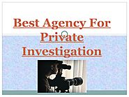 Best Agency For Private Investigation by WincorUS - Issuu