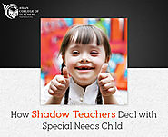 How Shadow Teacher Deals with Special Needs Child