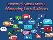 Power of Social Media Marketing for a Business