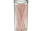 Drinking Straw Dispenser - Acrylic - Glass- Plastic -Retro | Pinterest