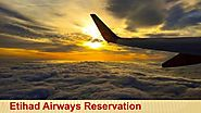 Etihad Airways Reservation/Booking Phone /Contact Number
