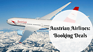 Austrian Airlines Reservations & Best Deals on Flight Booking