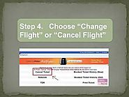 How to cancel flight phone number 1-888-286-3422
