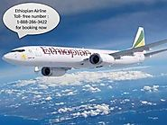 Ethiopian airline phone number 1-888-286-3422