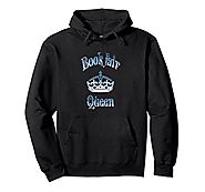 Book Fair Queen Volunteer Staff Assistant thank you Hoodie