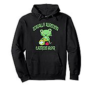 Toadally Awesome Classroom Volunteer Thank you Hoodie