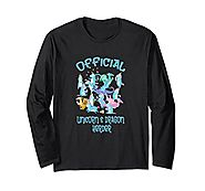 Official Unicorn & Dragon Herder Thank you Long Sleeve Shirt